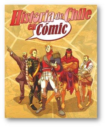 historia-de-chile-en-comic-portada